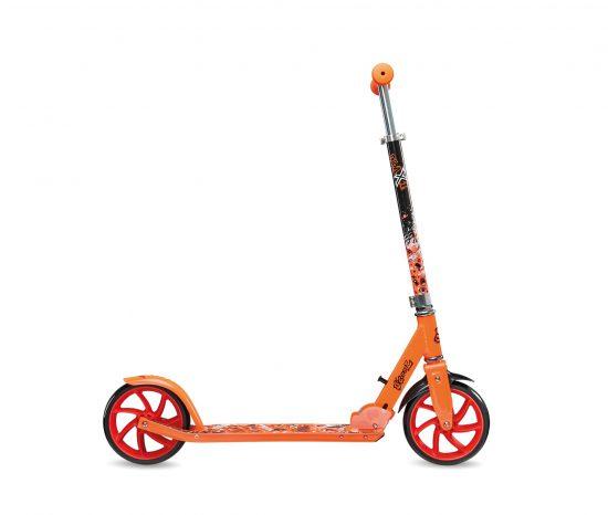 "Patinete plegable de rueda grande 8"" Flax1 de la marca S'Cool"