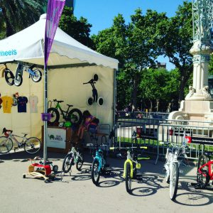 La Fiesta de la Bicicleta 2017 en Barcelona