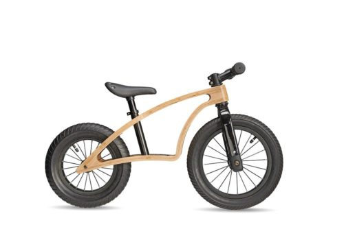 Bicicleta Sin Pedales De Madera Scool Wood Wave