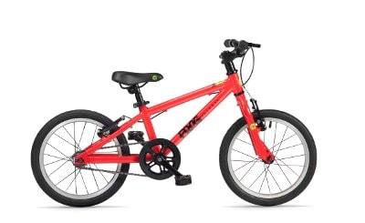 "Bicicleta para niños Frog 48 Rueda 16"" Roja"