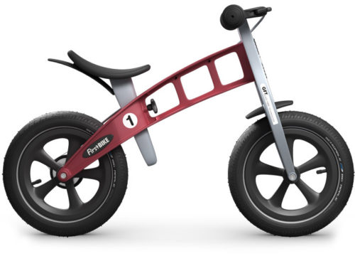 Bicicleta infantil FirstBike Racing con Freno Red
