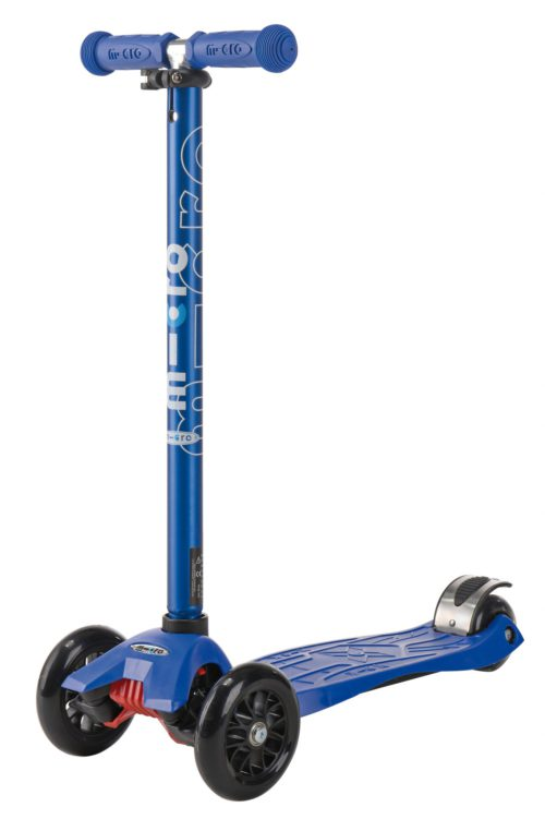 Patinete 3 Ruedas Maxi-MIcro Deluxe Azul