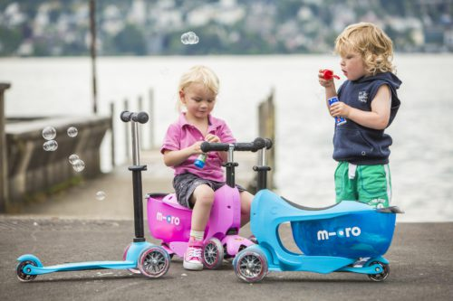 Patinete 3 Ruedas Mini2Go