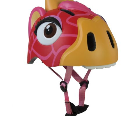 Casco Infantil Animales Crazy Safety  Jirafa