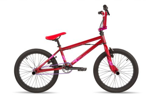 "Bicicleta S'Cool BMX 20"" - lateral"