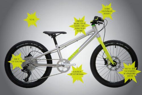 Bicicleta MTB Supurb 20