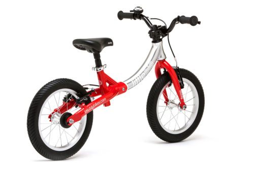 Bicicleta Evolutiva Little Big Bike - Roja